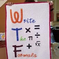 Write the Formula