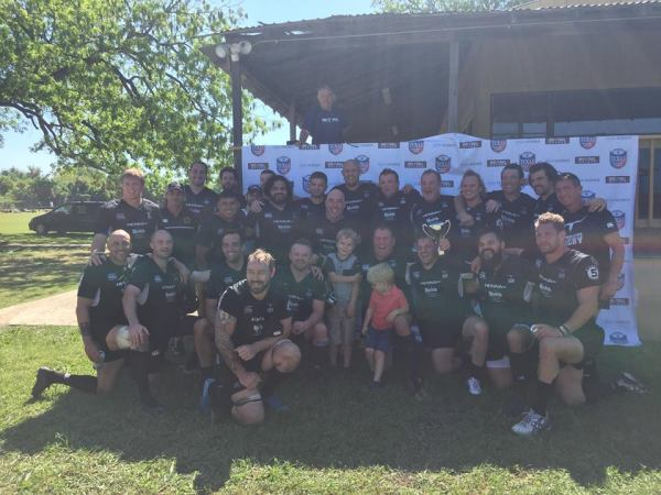 2018 RRRC Championships - Austin Blacks D1