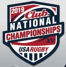 2019 USA Rugby Club National Champions - Jun 1-2