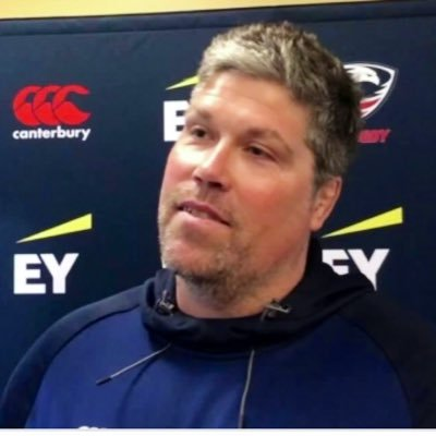 USA Rugby Women's National Team Coach - Rob Cain