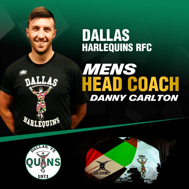 Danny Carlton men head coach