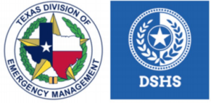 Texas Division of Emergency Management/DSHS COVID-19 Test Map