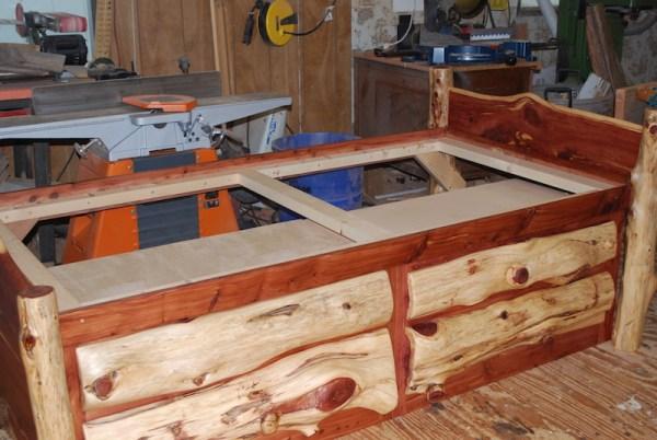 Cedar Bed