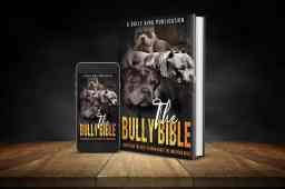 , VENOM FEATURED ON EPISODE OF BARCROFT'S BEAST BUDDIES & DOG DYNASTY, Venomline   Texas Size Bullies