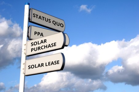 solar_financing_options_lease_ppa_purchase_roadsign