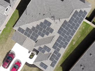 Hutto Solar Install