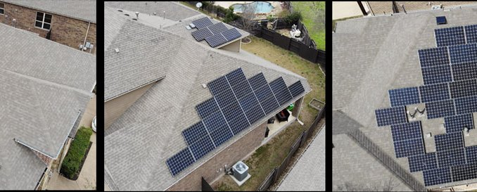 Round Rock Solar Installs