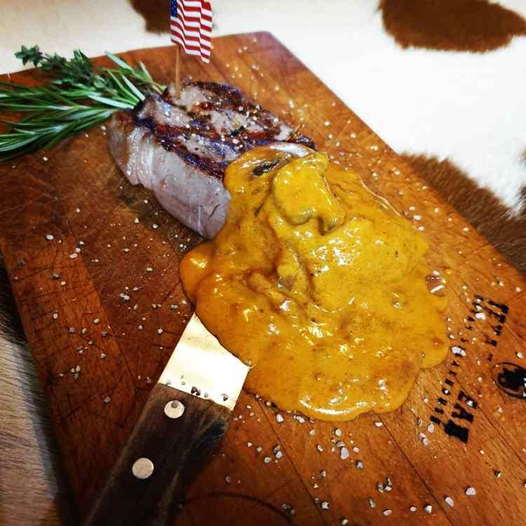 Stroganoff Steak