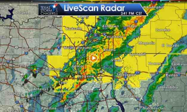 3:45PM Severe Weather Situation Overview and This Evening's Forecast