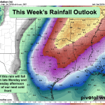 Rainfall Chances Increase Next Week!