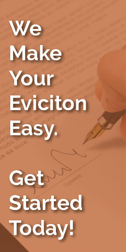 easy eviction service for Austin, Texas
