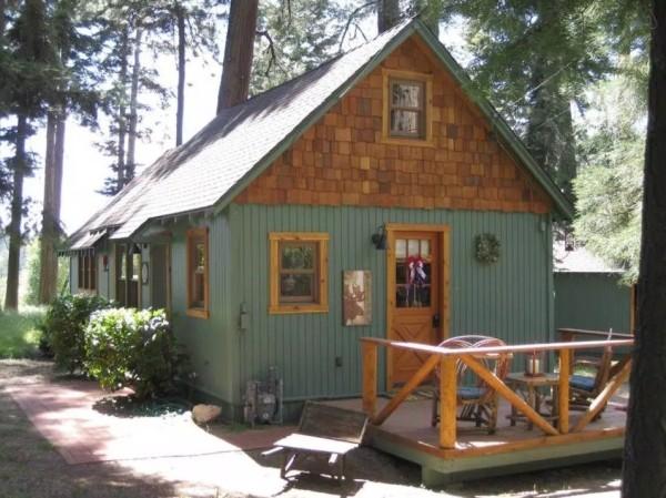 Lake Arrowhead Cabins Texas