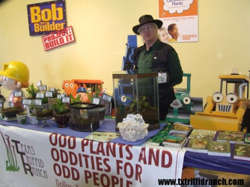 The Texas Triffid Ranch at the MNS Discovery Days