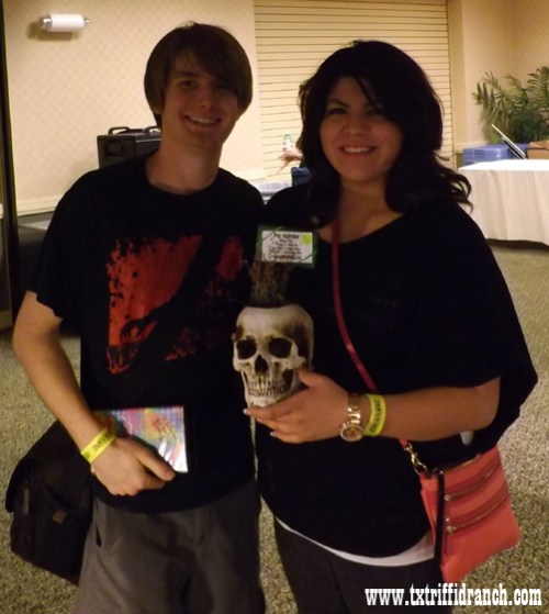 Texas Frightmare Weekend 2012