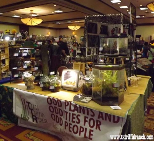 All-Con Triffid Ranch booth