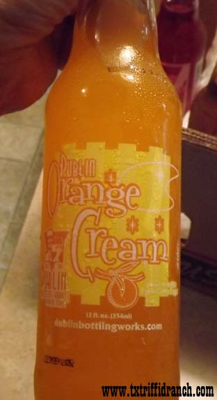 Dublin Orange Creme