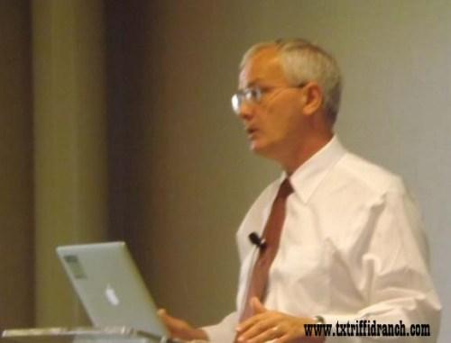 Dr. Peter Crane