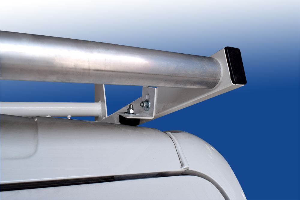 Aluminum 3 Bar Utility Rack W Roller Texas Truck Racks