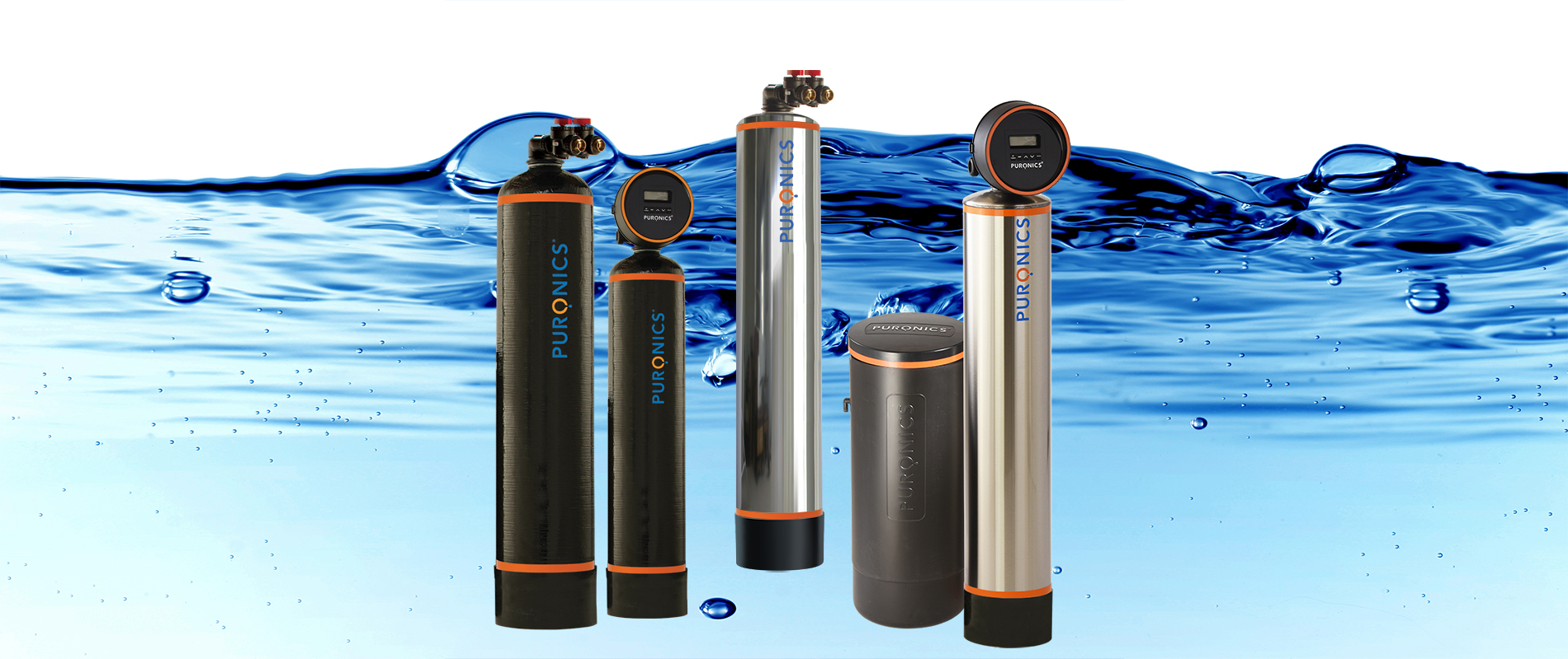 BACTERIOSTATIC WATER SOFTENERS