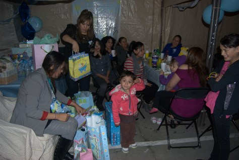 ... and this was just a baby shower!
