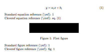 Cleveref, a clever way to reference in LaTeX – texblog