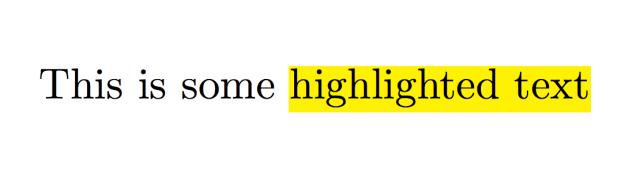 latex-highlight-text