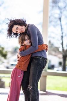 more hugging