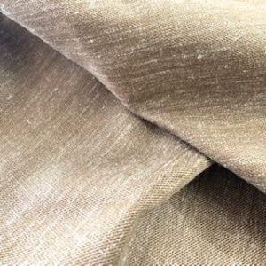 Tela para muebles Lino Bronze