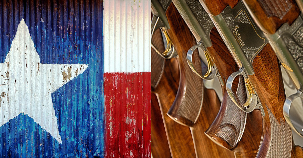 Texas Citizens Have as Many Guns as Which Other Country?