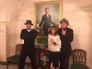 Kid Rock, Sarah Palin and Ted Nugent