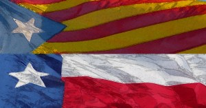 Catalan and Texas Independence
