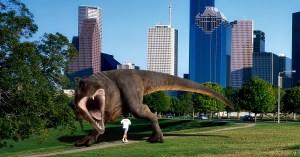 Bigger in Texas: Dinosaurs!