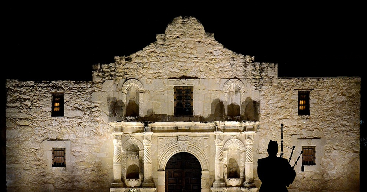 182 Years Later, We Still Remember the Alamo