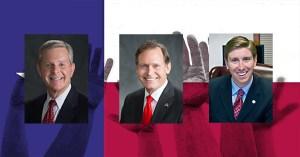 Three Contenders for Texas House Speaker