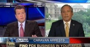 "Ken Paxton on Migrant Caravan: ""They're Taking Advantage…"""