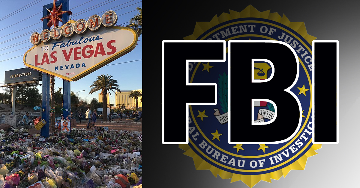 Vegas Shooter Girlfriend Employed by FBI?