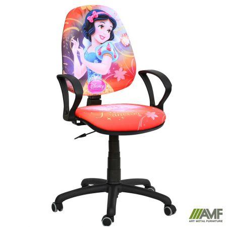 Детское кресло для девочки Принцесса Белоснежка