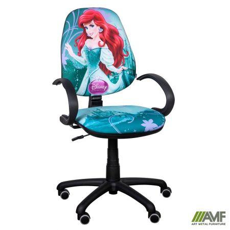 Детское кресло для девочки Принцесса Ариель