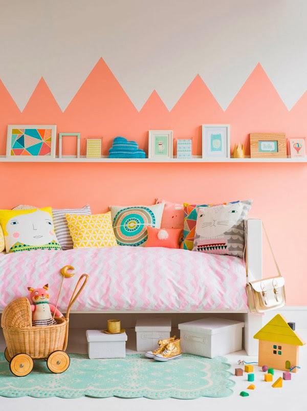Καταπληκτικές ιδέες ντεκόρ για παιδικά υπνοδωμάτια