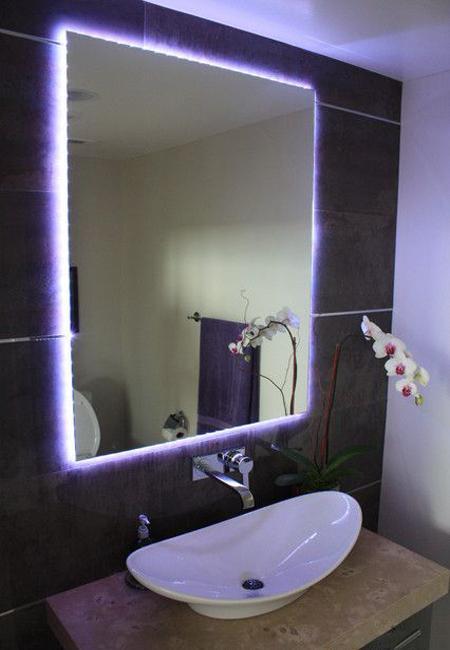 ιδέες εσωτερικής διακόσμησης για να φωτίσετε τα δωμάτια σας με LED Φωτιστικά14