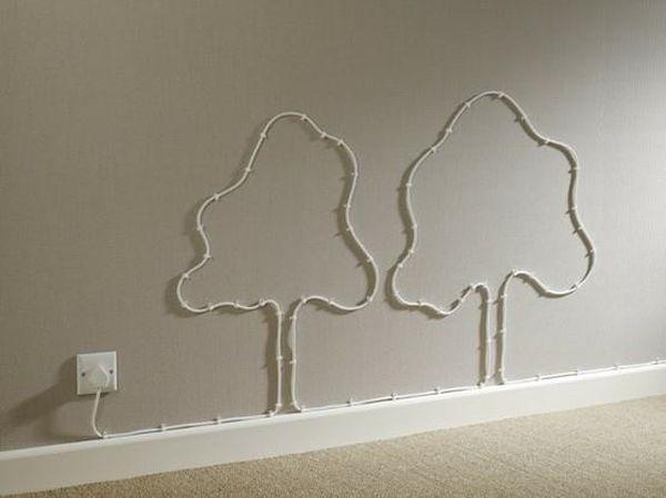 Wall Art με καλώδια5