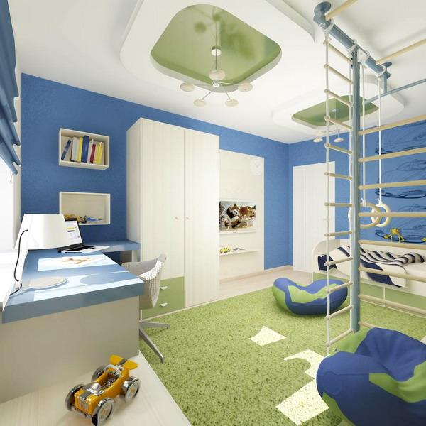 Απίθανα φωτεινά παιδικά δωμάτια15