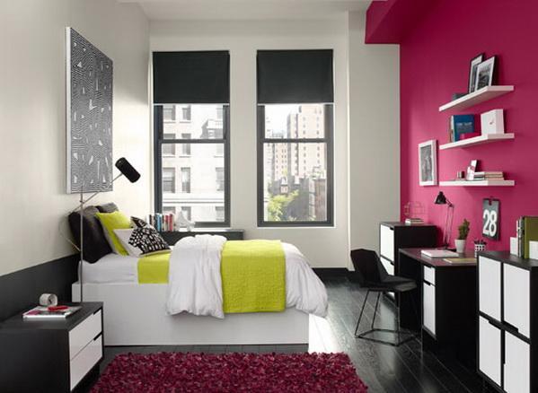 Ιδέες χρωμάτων για βάψιμο τοίχου12