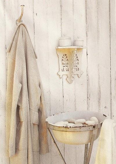 Diy Ιδέες Λευκής ρουστίκ διακόσμησης