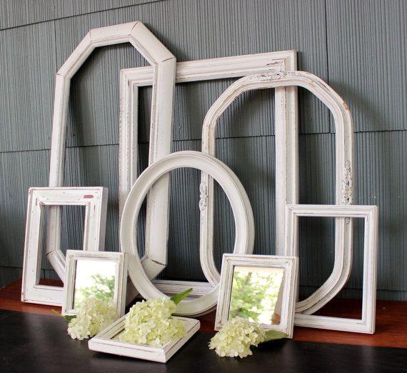 Diy Ιδέες Λευκής ρουστίκ διακόσμησης8