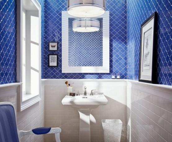 Ιδέες για Διακόσμηση στο Σπίτι  με Λουλακί19