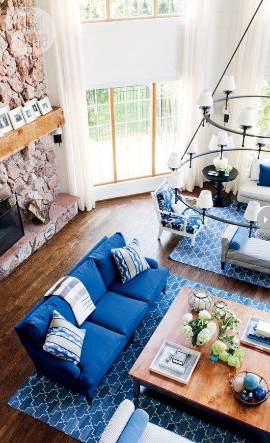 Ιδέες για Διακόσμηση στο Σπίτι  με Λουλακί28