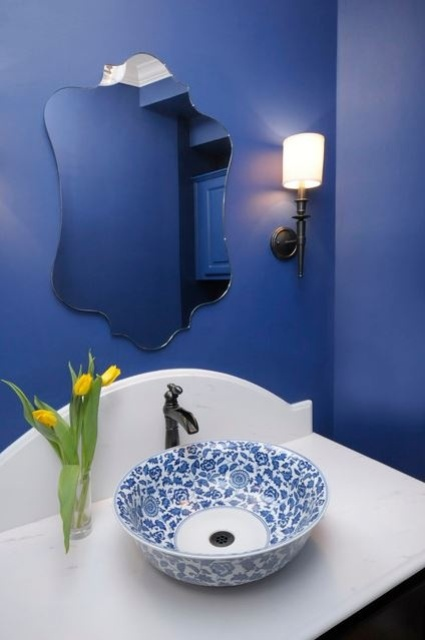 Ιδέες για Διακόσμηση στο Σπίτι  με Λουλακί30
