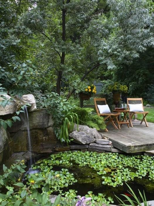 Υπέροχοι εξωερικοί χώροι για χαλάρωση12