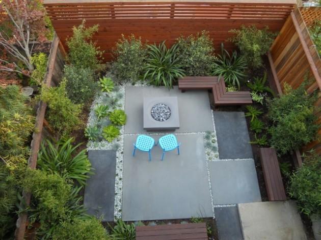 Υπέροχοι εξωερικοί χώροι για χαλάρωση6